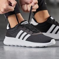adids阿迪达斯NEO男子女子透气休闲鞋17年新款跑步运动鞋BB9774