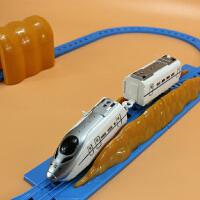 和谐号儿童火车轨道玩具套装
