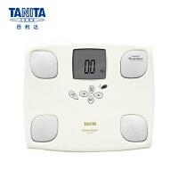 百利达(TANITA) 电子体脂秤 体脂仪 家用体重秤 多种数据 女性专属 日本品牌 BC-750 白色