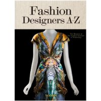 Fashion Designers A-Z 服装设计大师班 时尚服装设计剪裁饰设计书籍 TASCHEN英文原版画册
