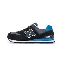 New Balance新百伦 NB 574 男 女复古休闲运动 跑步鞋 ML574CPU/黑色