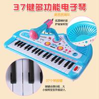 可充电音乐拍拍鼓电子琴婴儿童早教益智玩具小钢琴男女孩01-2-3岁..