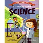 【预订】Little Leonardo's Fascinating World of Science