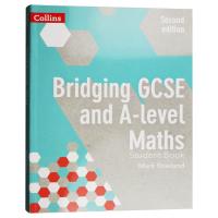 Bridging GCSE and A-level Maths Student Book GCSE和A-level数学学