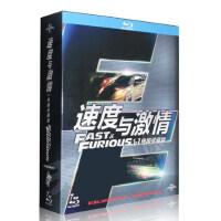 正版蓝光电影速度与激情1-7全集蓝光dvd碟片蓝光电影高清光盘BD50