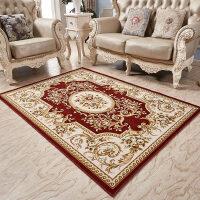美式沙发地毯客厅茶几毯欧式房间地垫卧室床尾简约现代长方形耐脏