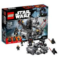【当当自营】LEGO乐高达斯维达的变身 75183