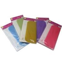 (创新科技)金得利文件夹韩国款文具票据包A5多层展开式资料袋文件袋用品FM05