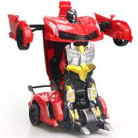 儿童男孩玩具车遥控变形车感应变形汽车机器人可充电玩具车