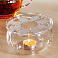耐热玻璃花茶壶加热底座蜡烛花茶茶具煮茶器温茶炉保温底座