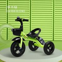 儿童三轮车脚踏车 2-6岁孩子童车自行车免充气