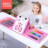 儿童画画工具套装画笔礼盒小学生水彩笔绘画美术学习用品生日礼物