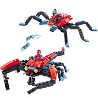 儿童益智早教拼装组装创意汽车塑料模型飞机小孩男孩积木玩
