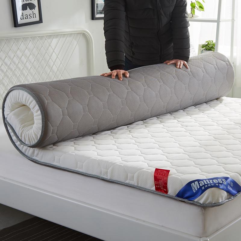床垫1.8m床双人床褥学生加厚榻榻米垫子褥子1.5米宿舍海绵2席梦思