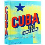 Cuba The Cookbook 古巴食谱 烹饪画册 食谱精装书籍