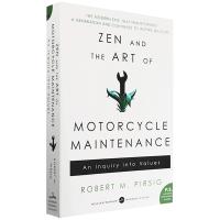 禅与摩托车维修艺术 英文原版 Zen and the Art of Motorcycle Maintenance 英文版