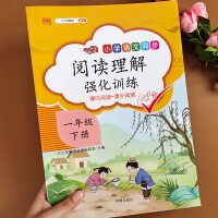 一年级阅读理解训练 语文 人教版 一年级下册课内外阅读强化训练