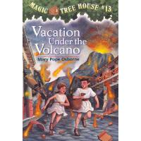 RH-Vacation Under the Volcano(Magic Tree House#13) 神奇树屋13:古