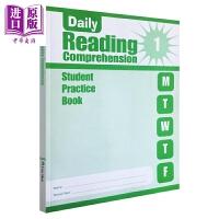 【中商原版】Evan-Moor Daily Reading Comprehension Grade 1 SE 每日练习系