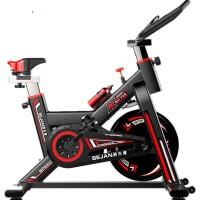 跑步机式自行车 室内骑行健身车动感单车家用女性小空间跑步机式运动自行车器HW