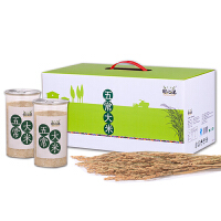 御之满 生态五常大米 东北大米 五常生态稻米4.8kg大米礼盒 年货礼品礼盒