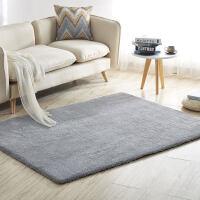 客厅卧室沙发茶几地毯简约现代美式欧式北欧床边纯色满铺定制