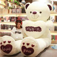抱抱熊熊毛绒玩具猫布娃娃女孩生日礼物可爱睡觉抱大熊毛绒玩具送女友