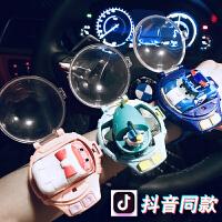 同款网红手表遥控车重力感应儿童玩具手腕迷你遥控男孩小汽车