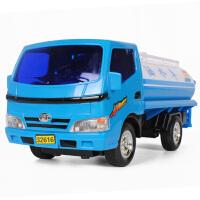 儿童玩具车宝宝男孩小孩子1-3岁可洒水喷水2罐车大号洒水车工程车