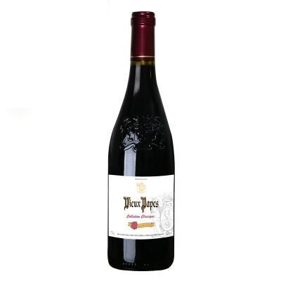 老教凰典藏干红葡萄酒