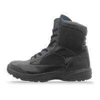 HEALTH/海尔斯 9999 高帮黑色训练战术靴 07式作战靴 男女作训鞋