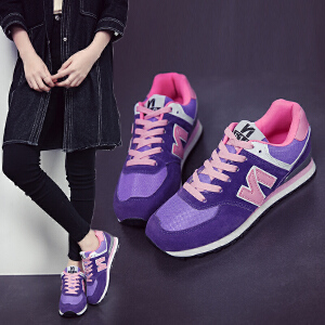 新百伦支撑 2018新款运动鞋女鞋休闲跑步鞋学生运动鞋韩版百搭休闲鞋