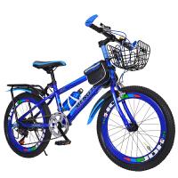 儿童自行车山地中小学生男女单车6-18岁青少年变速车