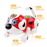 儿童电动玩具音乐小狗狗会走路会翻身益智机器电子智能宠物仿真狗