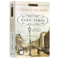 艰难时世 英文版 Hard Times 查尔斯 狄更斯 经典世界名著 英文原版小说 正版进口英语书籍