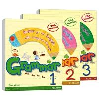 Pearson Better your English with Longman through Grammar 1-3