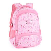 中小学生书包女孩3-5-6年级女童双肩包