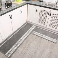 家厨房地垫垫子防滑防水脚垫厨房防油地毯门垫家用耐脏满铺SN7371