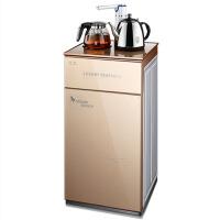 家用立式冷热触屏饮水机办公室自动双开门开水机