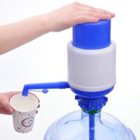 纯净水桶装水盖子饮水机桶饮水桶压盖大矿泉水桶聪明盖