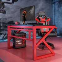 台式电脑桌家用电竞桌简易写字桌书桌办公桌卧室桌椅组合套装桌子
