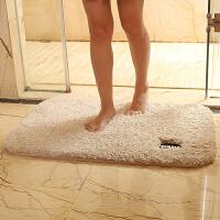 卫生间卫浴门口地毯门垫进门脚垫洗手间吸水地垫浴室防滑垫子