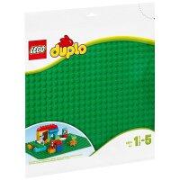 【当当自营】LEGO乐高绿色大颗粒拼砌板 2304