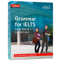 英语语法 柯林斯雅思语法 Grammar for IELTS 英文原版雅思考试工具书 正版进口书籍 全英文版