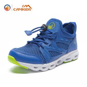 CAMKIDS男童运动鞋2018春夏季儿童鞋子男 中大童男孩休闲鞋