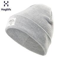 Haglofs火柴棍户外中性款羊毛混纺编织帽603651