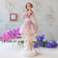 创意芭蕾美女欧式家居装饰品摆件客厅酒柜摆设卧室房间女孩娃娃