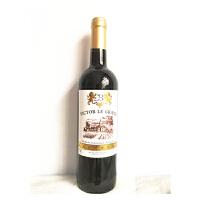 法国维克多乐干红葡萄酒 法国原瓶进口 750ml