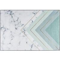 北欧ins风客厅地毯沙发茶几垫 大理石简约现代卧室床边毯SN5032