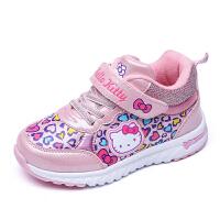 hellokitty女童鞋儿童运动鞋冬季新款女童棉鞋小童休闲鞋保暖K6450DD980
